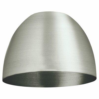 3.06 Metal Bowl Pendant Shade Finish: Brushed Stainless
