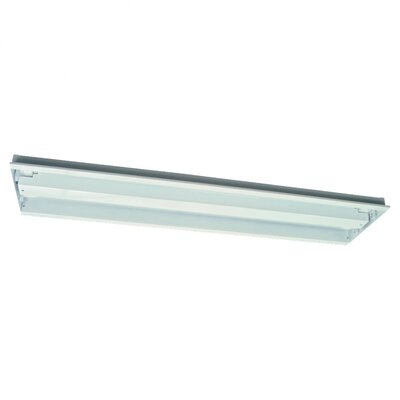 "Sea Gull Lighting 2 Light Chassis Flush Mount - Size: 12.5"" W x 48"" L at Sears.com"