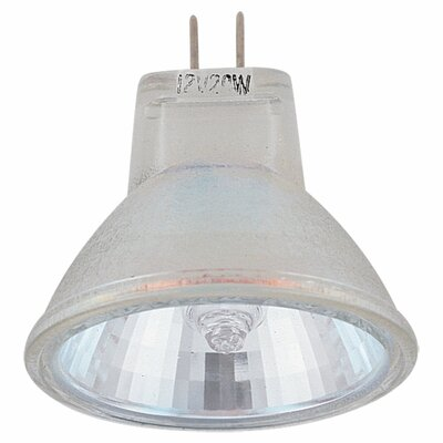 20W GU4/Bi-pin Halogen Light Bulb