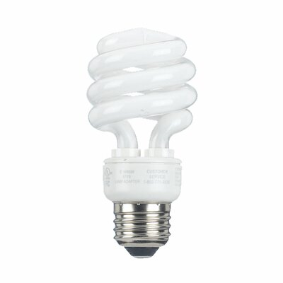 13W 120-Volts Fluorescent Light Bulb
