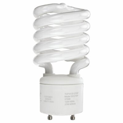 26W 120-Volt Fluorescent Light Bulb