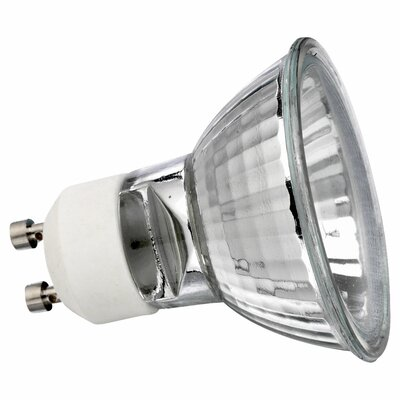 120-Volt Halogen Light Bulb Wattage / Beam: 50W / 38 Degree
