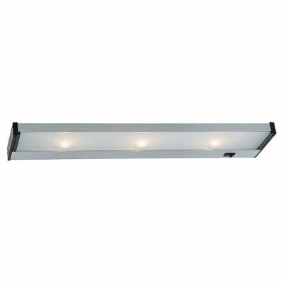 20 Xenon Under Cabinet Bar Light Finish: Tinted Aluminum