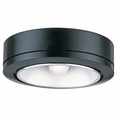 Ambiance Xenon Under Cabinet Puck Light Finish: Black