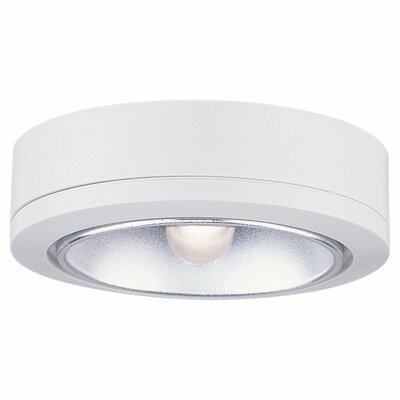 Ambiance Xenon Under Cabinet Puck Light Finish: White