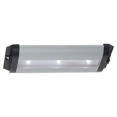Ambiance 7 LED Under Cabinet Bar Light Finish: Tinted Aluminum