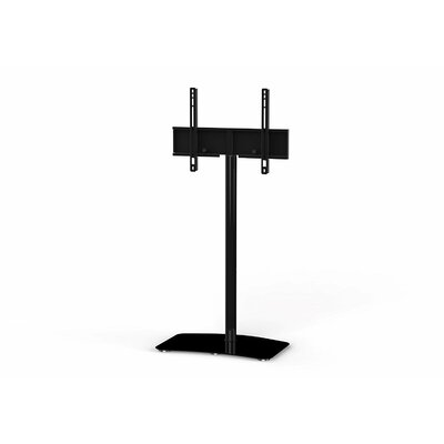 Modern Swivel Floor Stand Mount Finish: Black