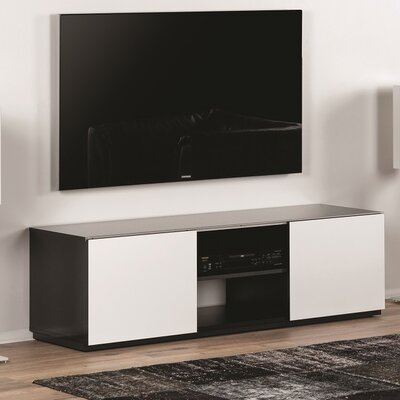 Auman Modern 70 TV Stand Color: White