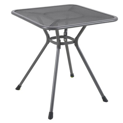 Denney Metal Mesh Top Bistro Table