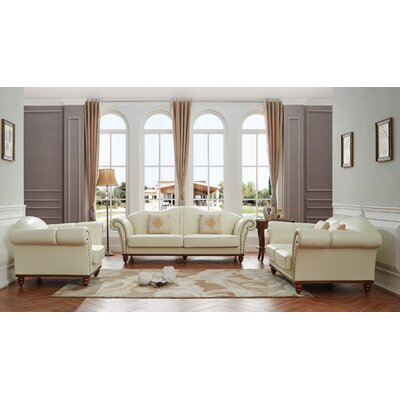 Barkett Configurable Living Room Set