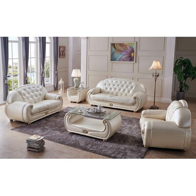 Alleyne Configurable Living Room Set