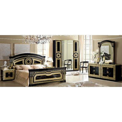 Albury Platform Customizable Bedroom Set