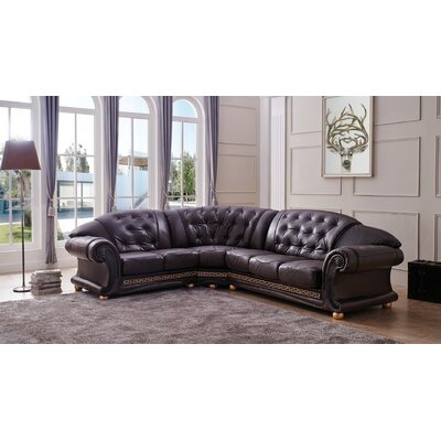 Berrylawn Sectional Orientation: Left Hand Facing