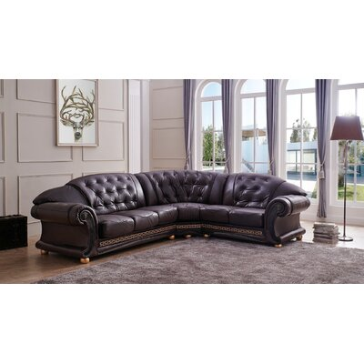 Berrylawn Sectional Orientation: Right Hand Facing