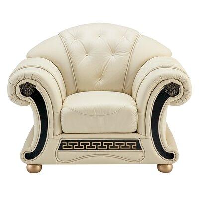 Berrylawn Leather Armchair