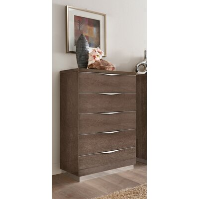 Asberry 5 Drawer Chest
