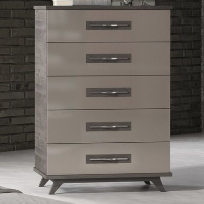 Cowden 5 Drawer Chest