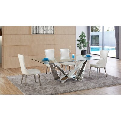 Posen Pedestal Dining Table