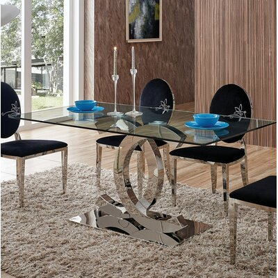 Joslyn Pedestal Dining Table