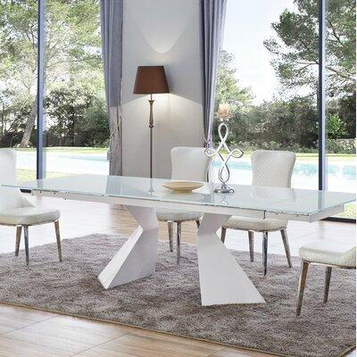 Potterville Extendable Dining Table