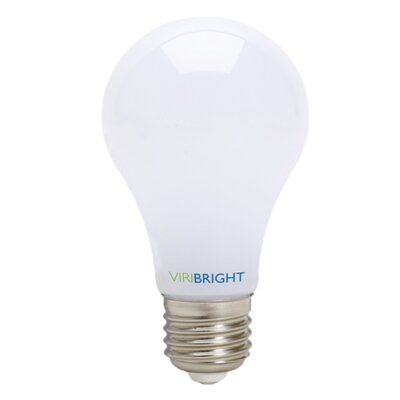 7W E26 Medium LED Light Bulb Bulb Temperature: 6000K