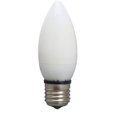4W E26 LED Light Bulb Bulb Temperature: 6000K