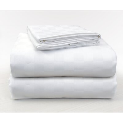 Fleming Bed 100% Cotton Sheet Set Size: California King