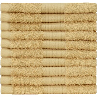 Carwile Washcloth Color: Beige