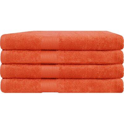 Bath Towel Color: Fiesta