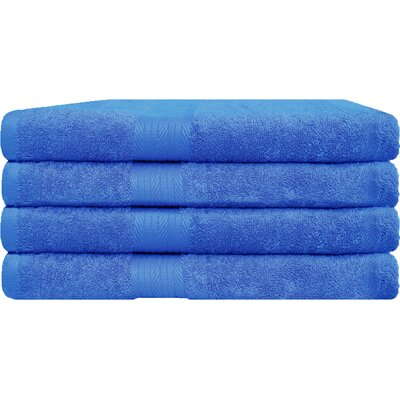 Bath Towel Color: Navy