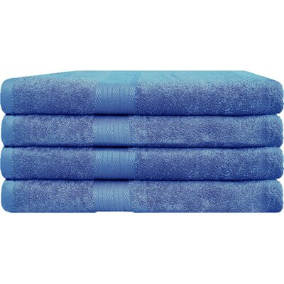 Bath Towel Color: French Blue