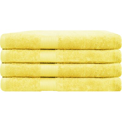 Bath Towel Color: Banana
