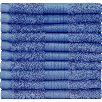 Washcloth Color: French Blue
