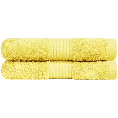 Hand Towel Color: Banana