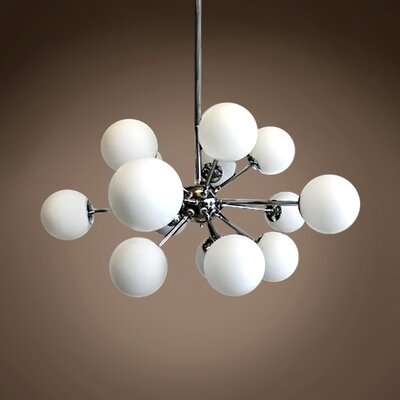 Kailee 15-Light Cluster Pendant