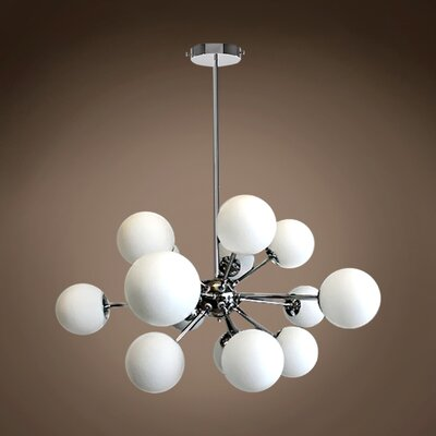 Kailee 15-Light LED Cluster Pendant