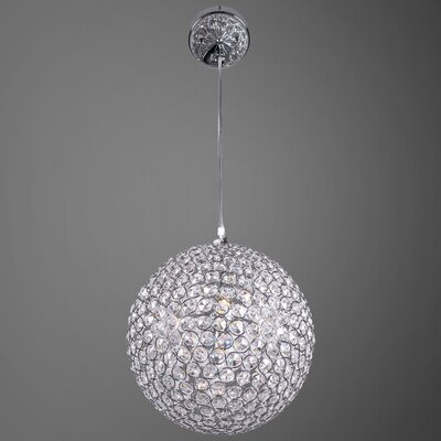 Alexa 4-Light Globe Pendant