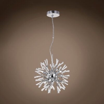 Alexa 7-Light Cluster Pendant