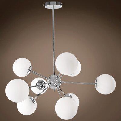 Kailee 9-Light LED Cluster Pendant