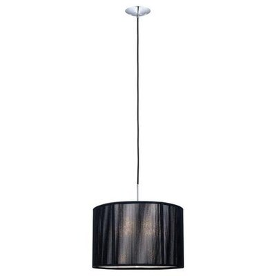 Quiles 1-Light Drum Pendant