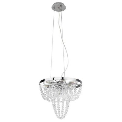 Quinlan 7-Light Crystal Pendant