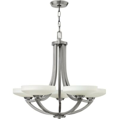 Pitchford 5-Light Candle-Style Chandelier