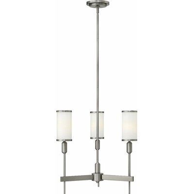 Pritt 3-Light Mini Chandelier