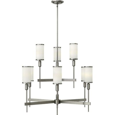 Pritt 9-Light Candle-Style Chandelier