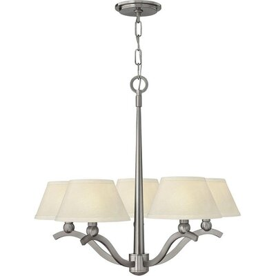 Priolo 5-Light Drum Chandelier