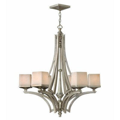 Jamel 6-Light Drum Chandelier