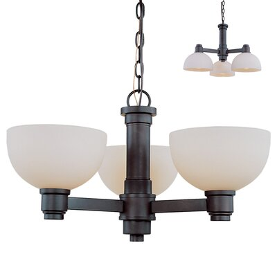 Gatson 3-Light Chandelier