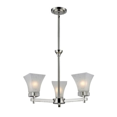 Gatti 3-Light Mini Chandelier