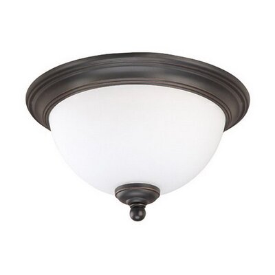 Pellegrini 1-Light Flush Mount