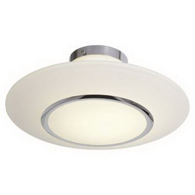 Jackson Heights 1-Light Semi Flush Mount